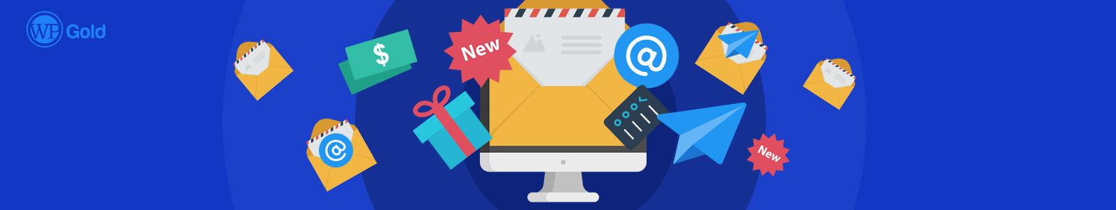 Плагины и сервисы WordPress для рассылки писем