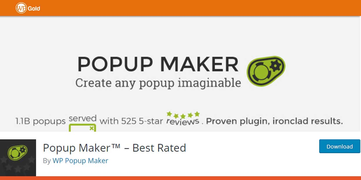 Popup Maker wordpress