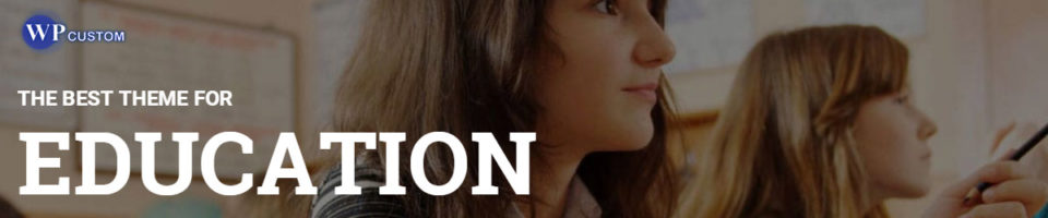 WP Education: тема для создания сайта курсов или любого другого обучающе тематики