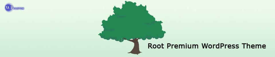 Root – вордпресс тема