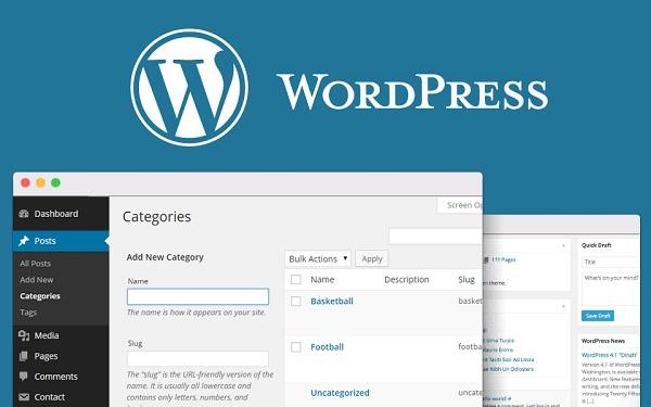 как пользоваться рубриками wordpress