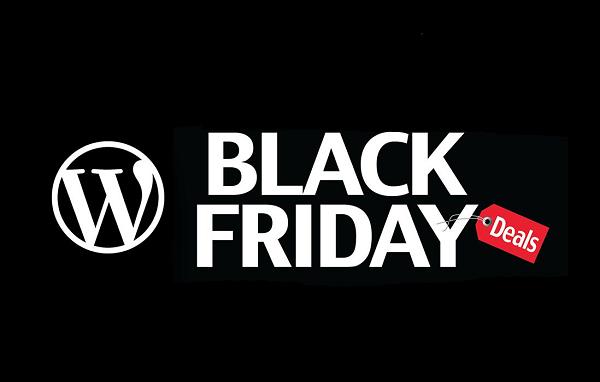 черная пятница 2020 для WordPress