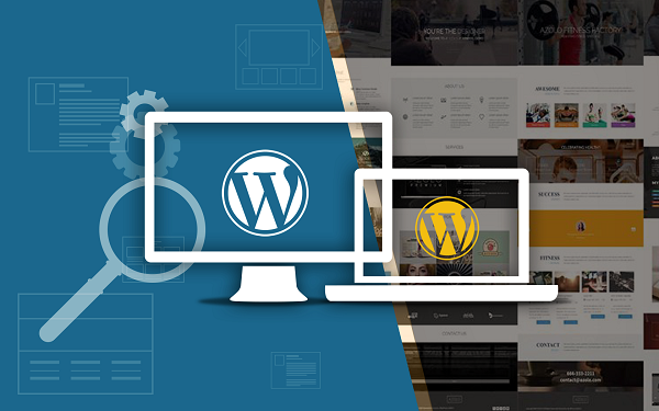 обзор wordpress шаблона по продаже обоев wallpaperpress