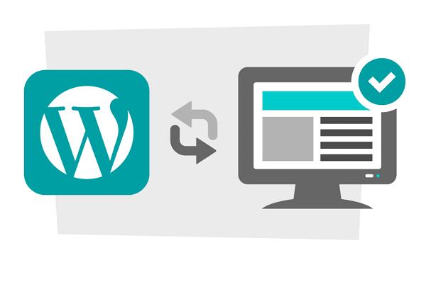 обновление движка и плагинов wordpress