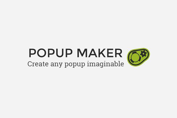 обзор wordpress плагина popup maker