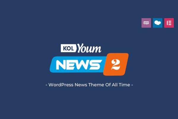 обзор wordpress темы kolyoum