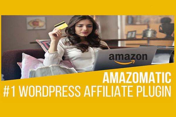 Прямые продажи с Amazon с помощью WordPress плагина Amazomatic