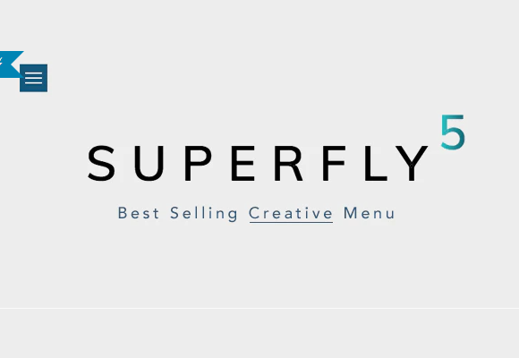 Плагин Superfly - комплексное решение для меню сайта на WordPress