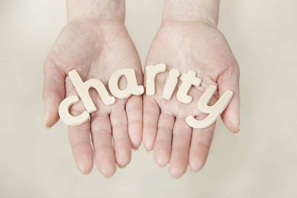 Тема Hope для благотворительности - подари миру надежду