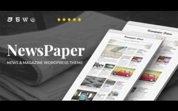 Click Mag - мегасовременная журнальная тема, привлекающая внимание