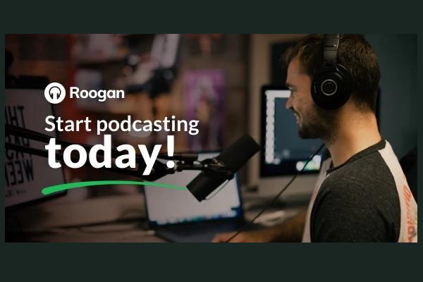 Roogan - тема для трансляции ваших подкастов в сети